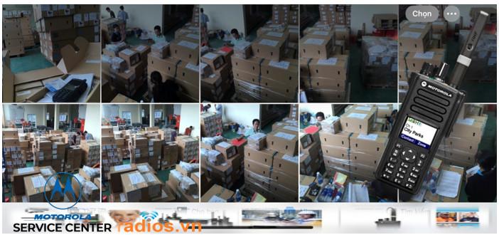 Motorola P8668i Kho hàng nhập khẩu phân phối chính hãng tại Việt Nam
