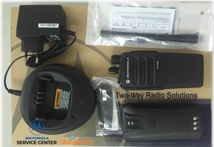 Cấu hình đồng bộ Motorola XiR P3688 UHF/VHF