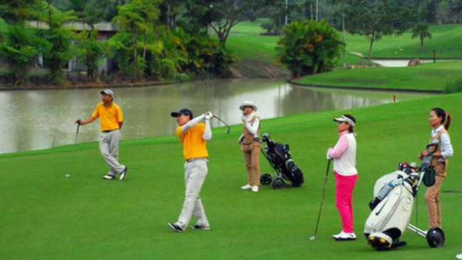 Máy bộ đàm dùng cho sân golf, thể thao, bóng đá