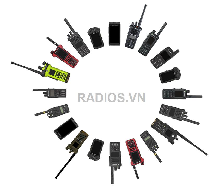 Bộ sạc NNTN8292 dùng sạc máy bộ đàm Motorola P6600I và P6620I