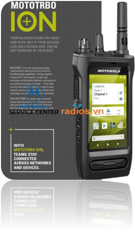 Phân phôi máy bộ đàm Motorola ION
