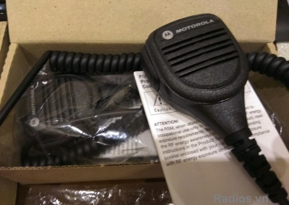PMMN4075/PMNN4071 REMOTE SPEAKER MOTOROLA