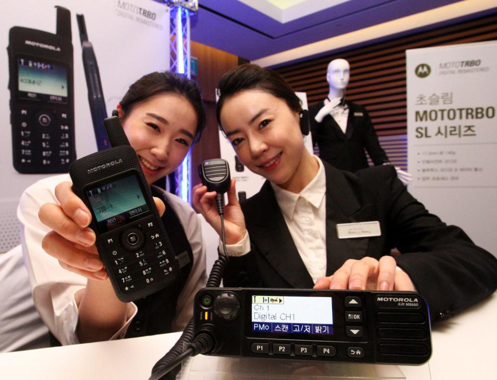 Lựa chọn sản phẩm chính hãng Motorola