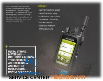 Mototrbo smart radio