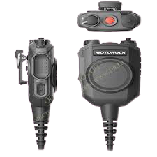 Remote Speaker Microphone (ANC RSM) combined with a MOTOTRBO P8600, P8608, P8668 Ex Series or TETRA MTP8000 Ex radio