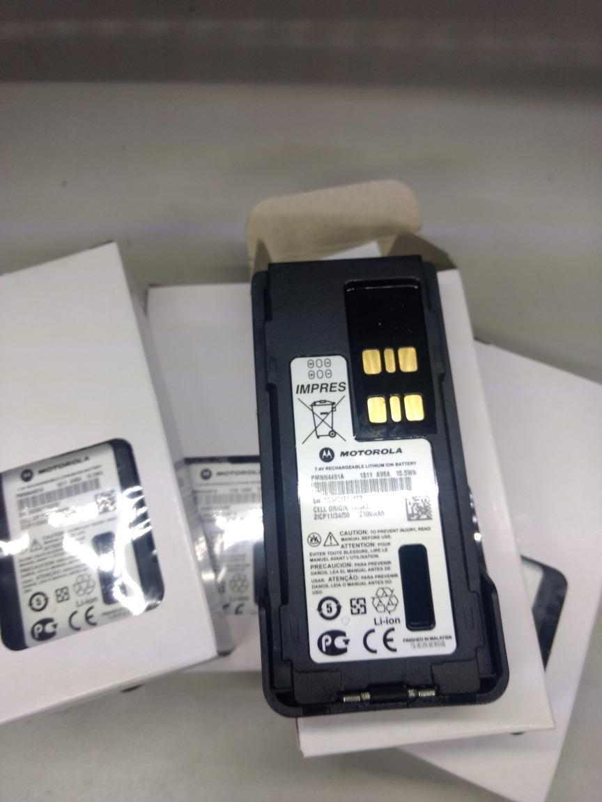Pin IMPRES Motorola PMNN4491AC