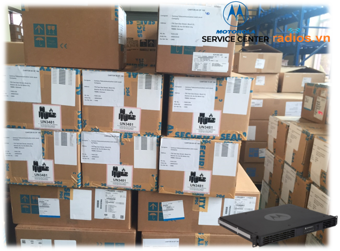 CHUYỂN TIẾP KỸ THUẬT SỐ MOTOROLA SLR5300 UHF VHF 50W