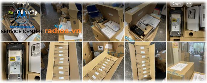 Nhà phân phối máy bộ đàm Motorola XiR P8668i tại Việt Nam