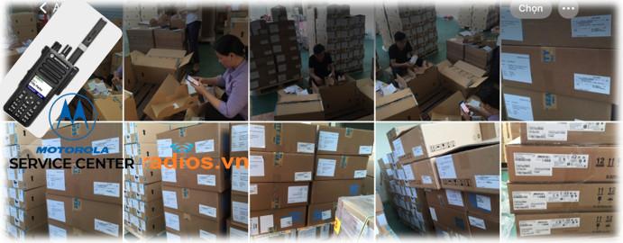 Xir P8668i luôn có sẵn tại nhà phân phối Motorola Việt nam để khách hãng xem và mua